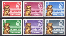 Singapore MH Set