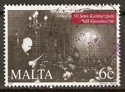 MALTE    -   1997 .   Y&T N° 1004 Oblitéré.