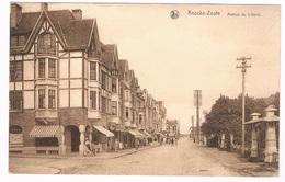 B-6215     KNOKKE-ZOUTE : Avenue Du Leopold