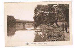 L-1847   DIEKIRCH : Le Pont Sur La Sure - Diekirch