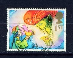 GREAT BRITAIN  -  1993  Greetings  1st  Used As Scan - Gebruikt