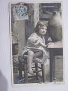 CPA CENDRILLONNETTE  1906 T.B.E  Colorisée STEBBING - Portraits