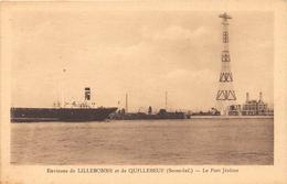 Environs De LILLEBONNE Et De QUILLEBEUF - Le Port Jérôme - Lillebonne