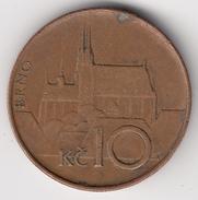 @Y@   Tsjechië   10 Korun    1993        (4894) - Tschechische Rep.