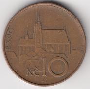 @Y@   Tsjechië   10 Korun    1995        (4895) - Repubblica Ceca