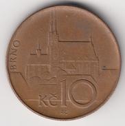 @Y@   Tsjechië   10 Korun    1996        (4896) - Czech Republic