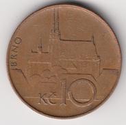 @Y@   Tsjechië   10 Korun    1993        (4897) - Tsjechië