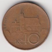 @Y@   Tsjechië   10 Korun    1993        (4898) - Tschechische Rep.