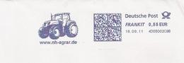 EMA ALLEMAGNE DEUTSCHLAND TRACTEUR TRACTOR AGRICULTURE LANDWIRTSCHAFT NF AGRAR FRANKIT
