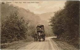 Vresse Petit-Fays  Malle - Poste Graide - Sugny 1909 (ARCH)