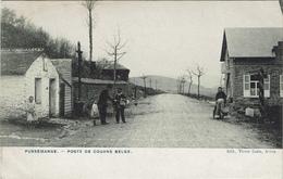 Pussemange - Poste De Douane Belge (ARCH)