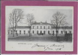25.-  MONTBELIARD .- La Gare - Montbéliard
