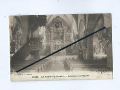 CPA  Souple - Le Barboux  (Doubs) - Intérieur De L'église - Andere Gemeenten