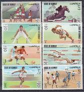 Olympische Spelen  1972 , Kuweit