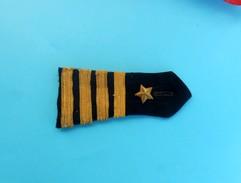 YUGOSLAVIA NAVY ( JRM ) Ranks - Marine Kriegsmarine Marina De Guerra Rank Grade Militaire Grado Rang JNA ARMY - Hoeden