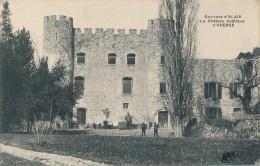 G49 - 30 - Environs D'ALAIS - ALÈS - Gard Le Château Poétique D'Arènes - Alès