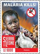 SIERRA LEONE 2016 - Malaria, 1v