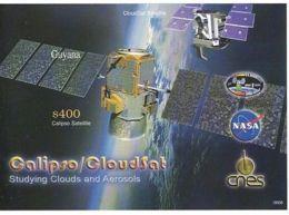 Guyana - Space, NASA, Mars, Shuttle, 2006 - Sc 3931 S/S MNH IMPERF