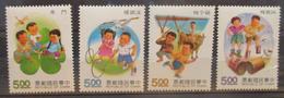 Taiwan  - MH* - 1992  # 2840/2843