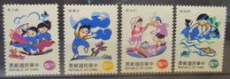 Taiwan  - MH* - 1992  # 2947/2950