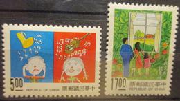 Taiwan  - MH* - 1993  # 2901/2902