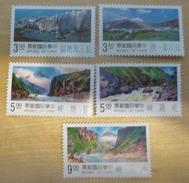 Taiwan  - MH* - 1993  # 2896/2900