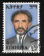 Ethiopia, Scott # 679 Used Selassie, 1973 - Ethiopia