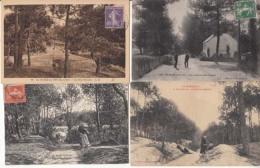 Dep 44 - La Baule - 4 Cartes Du Bois D'Amour  : Achat Immédiat - La Baule-Escoublac