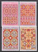 MOROCCO  195-8   **   ORNAMENTAL  SASHES - Morocco (1956-...)