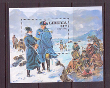 LIBERIA 1981 G.WASHINGTON  YVERT N°B  NEUF MNH** - George Washington