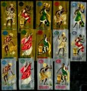 Burundi Scott N° 88/94.88a/94b.. Oblitéré