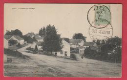 Izel - Centre Du Village - 1921 ( Voir Verso ) - Chiny