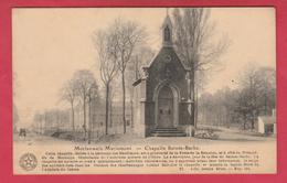 Morlanwelz-Mariemont - Chapelle Sainte-Barbe ... Historique  ( Voir Verso ) - Morlanwelz