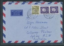 Berlin älterer Luftpost  Beleg  ( G8933   ) Siehe Foto