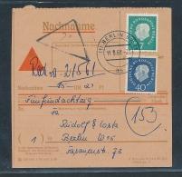 Berlin - Paketkarte   ( G8931   ) Siehe Foto