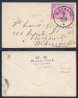AK151 Lettre De St Gérard à Marcinelle 1933