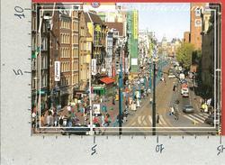 CARTOLINA VG PAESI BASSI - AMSTERDAM - Damrak - 10 X 15 - ANN. 20?? - Amsterdam