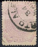 Stamp Brazil 1890 Lot#17 - Oblitérés