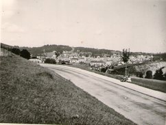 (18)  Photo  Originale Sortie   De Chaux De Fonds  11 Cm X 8.5cm 1949  (bon Etat) - NE Neuchâtel