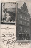 ENGLAND The MACCLESFIELD Oyster Bar A. De Hem Proprietor Shaftesbury Avenue London - Restaurants