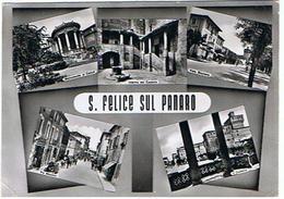 SAN FELICE SUL PANARO    MULTIVUES     ****  RARE       A   SAISIR ***** - Brescia