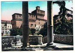SAN FELICE SUL PANARO    MOTIVA DEL CASTELLA     ****  RARE       A   SAISIR ***** - Brescia