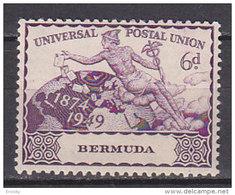 PGL DC0259 - BRITISH COLONIES BERMUDA Yv N°130 ** UPU