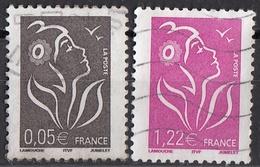 3067 Francia 2005-07 Marianne De Lamouche  Engr.  Perf. 13 (ITVF) France Viaggiato Used