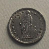 1969 - Suisse - Switzerland - 1/2 FRANC, (sans B), KM 23a.1 - Suisse