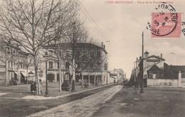 CPA - 69 - LYON-MONTCHAT  - Place De La Reconnaissance - 007 - Lyon