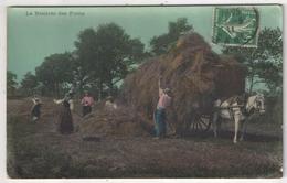 La Rentrée Des Foins - ELD - 1911 - Cultivation
