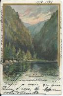 AK 0624  Motiv Am Kammersee Bei Grundlsee - Verlag Jurischek Um 1902