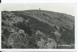 AK 0624  Schneeberg ( Decinsky Sneznik ) - Fotohaus J. Walter Um 1920-30