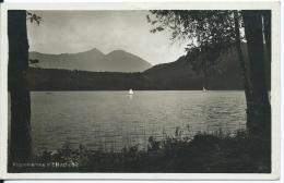 AK 0624  Klopeinersee Mit Hochobir - Verlag Schilcher Um 1930